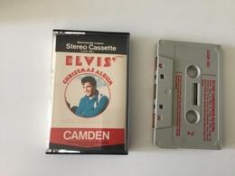 Rox Elvis Christmas Album Musicassetta - Cassette