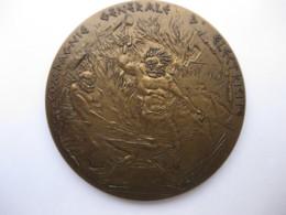 Médaille Compagnie Générale D'Electricité Alcatel Alsthom, Par Corbin - France