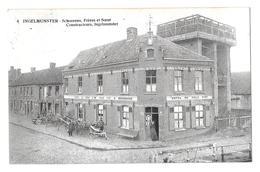 Ingelmunster 4 Schoorends Frères Et Soeur Constructeurs Hotel Du Vélo D'or Rare Zeldzaan 1921 - Ingelmunster