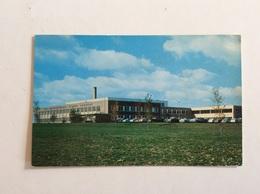 Meriden - New Admlnistration Building And Holloware Factoryof The International Silver Company At Meriden - Etats-Unis
