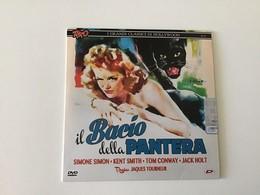 Rox Film Il Bacio Della Pantera DVD Nuovo - Classici