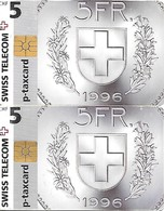 Swiss Telecom: Promocard GM 1 + GM 2 - Schweiz