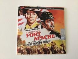 Rox Film Il Massacro Di Fort Apache DVD Nuovo - Classic