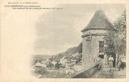 33-208 - CPA LANGOIRAN  Oubliettes De L'ancien Chateau - Frankreich
