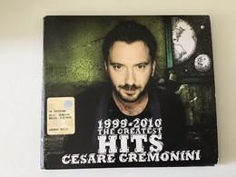 Rox Cesare Cremonini 1999 - 2010 The Greatest Hits CD Doppio - Disco & Pop