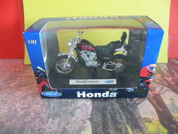 Honda Steed 600 - Métal Neuf - 1/18 - Welly - - Motorcycles