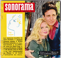 SONORAMA N° 10 - BB / CHARRIER - Special Formats