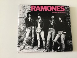 Rox Ramones Rocket To Russia CD - Punk
