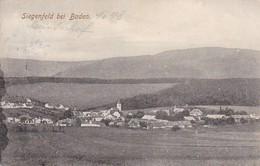 AK Siegenfeld Bei Baden - 1913 (36697) - Heiligenkreuz
