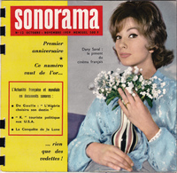 SONORAMA N° 12 - DANY SAVAL - Special Formats