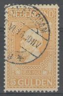 PAYS-BAS:  N°92 Oblitéré        - Cote 55€ - - Period 1891-1948 (Wilhelmina)