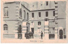 27 Saint Maclou Rue Principaleevreux Caserne Amey Groupe Soldats Militaires - Evreux