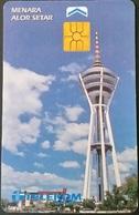 Telefonkarte Malaysia - Menara Alor Setar - Malaysia