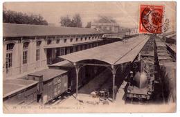 2710 - Vichy ( 03 ) - La Gare - Vue Intérieure - L.L. - N°70 - Vichy