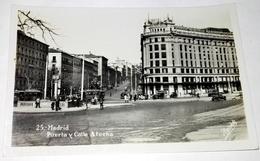 Antigua Postal - España, Mádrid - Puerta Y Calle Atocha / Rapide, Nº25 / No Circulada - Madrid