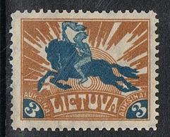 LITUANIE N°95 NSG - Litauen