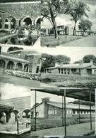 CP Photos (10) Congo Belge Institut Sainte-Marguerite Pensionnat, Lycée, Luishia (Katanga) Jules Cousin UMHK Vers 1960 - Congo Belge - Autres
