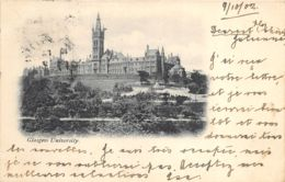 Glasgow University - 1902 - Lanarkshire / Glasgow