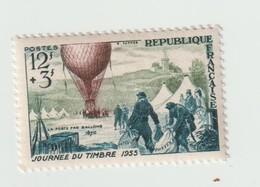 FRANCE 1955 N° 1018** - Unused Stamps