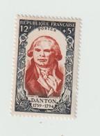 FRANCE 1950 N° 870** - Unused Stamps