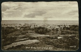 RB 1225 -1914 Postcard - West Kirby From Grange Hill - Cheshire - England