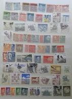 Zweden, Sweden, Sverige, Suede, Schweden, Verzameling Van 90 Zegels - Zweden