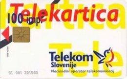 SLOVENIA SCHEDA TELEFONICA Puzzle 1 -2-3-4 - Schede Telefoniche