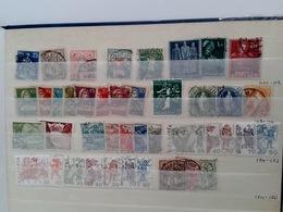 Zwitserland, Switzerland, Suisse, Helvetia, Schweiz, Verzameling, Collection Of 42 Stamps - Zwitserland