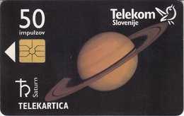 SLOVENIA SCHEDA TELEFONICA Saturn / Krka - Schede Telefoniche