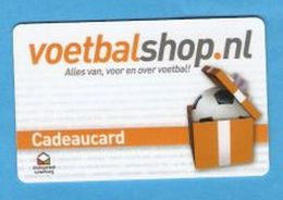 VOETBAL  HOLLAND - Gift Cards