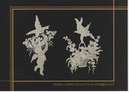 AKJP Japan - Diane Claeys Collection Of Antique Lace - Angels - Engelen