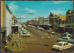 Ruthven Street, Toowoomba, Queensland, C.1960s - Murray Views Postcard - Towoomba / Darling Downs