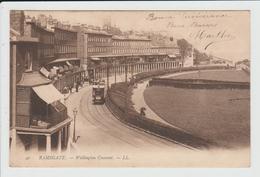 RAMSGATE - ROYAUME UNI - WELLINGTON CRESCENT - Ramsgate