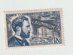 FRANCE 1955 N° 1015** - Unused Stamps