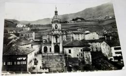 Antigua Postal - España - Elgóibar, Vista General / Heliotipia Artística Española, Nº1 / Circulada 1962 - Guipúzcoa (San Sebastián)
