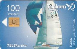 SLOVENIA SCHEDA TELEFONICA Jadrnica Soling / Poslovni Paket (Pošta Slovenije) - Schede Telefoniche