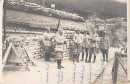 02 - CPA Photo Militaire PAISSY PC Goutard Du 6 Av Au 6 Mai 1918 La Cloche De L'église Bombardée Et Récupérée RARE - Autres Communes