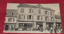 90 - Giromagny - Grand Bazar Cenral - F.Franchebois ( Territoire De Belfort ) :::: Animation   ---- 471 - Giromagny