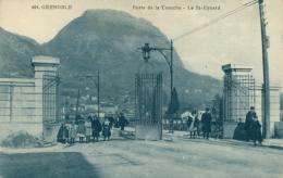 38 GRENOBLE / Porte De La Tronche Le Saint-Eynard / - Grenoble