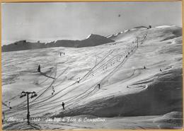 8Aa-913: Abetone Ski-lift Foce Di Campolino > Braine-l'Alleud 1964 - Italie