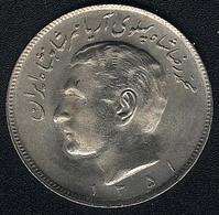 Iran, 20 Rials SH 1351 (=1972), UNC - Iran