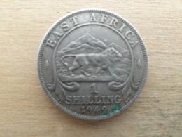 East Africa  1  Shilling  1949 H  Km 31 - Britse Kolonie