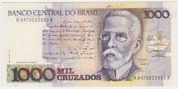 Brazil P 213 - 1000 1.000 Cruzados 1988 - UNC - Brasile
