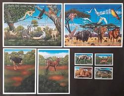 Ghana 2000** Mi.3055-76 Animals [24;29] - Postzegels