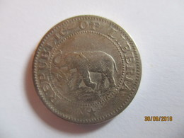 Liberia: 5 Cents 1961 - Liberia