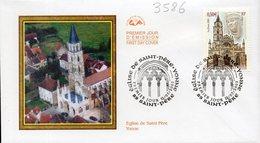 France 3586 Saint-Père - Chiese E Cattedrali