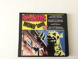 Rox CD Skiantos Mono Tono - Rock