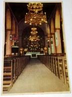 Antigua Postal - Venezuela - Guanare, Nave Central  De La Basílica / Edición Bonnelly - Venezuela