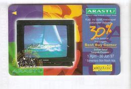 MALAISIA  -magnetic Phonecard GPT - Malaysia