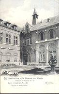 CP - Belgique - Bruxelles - St-Josse-ten-Noode - Institution De Dames De Marie - St-Joost-ten-Node - St-Josse-ten-Noode